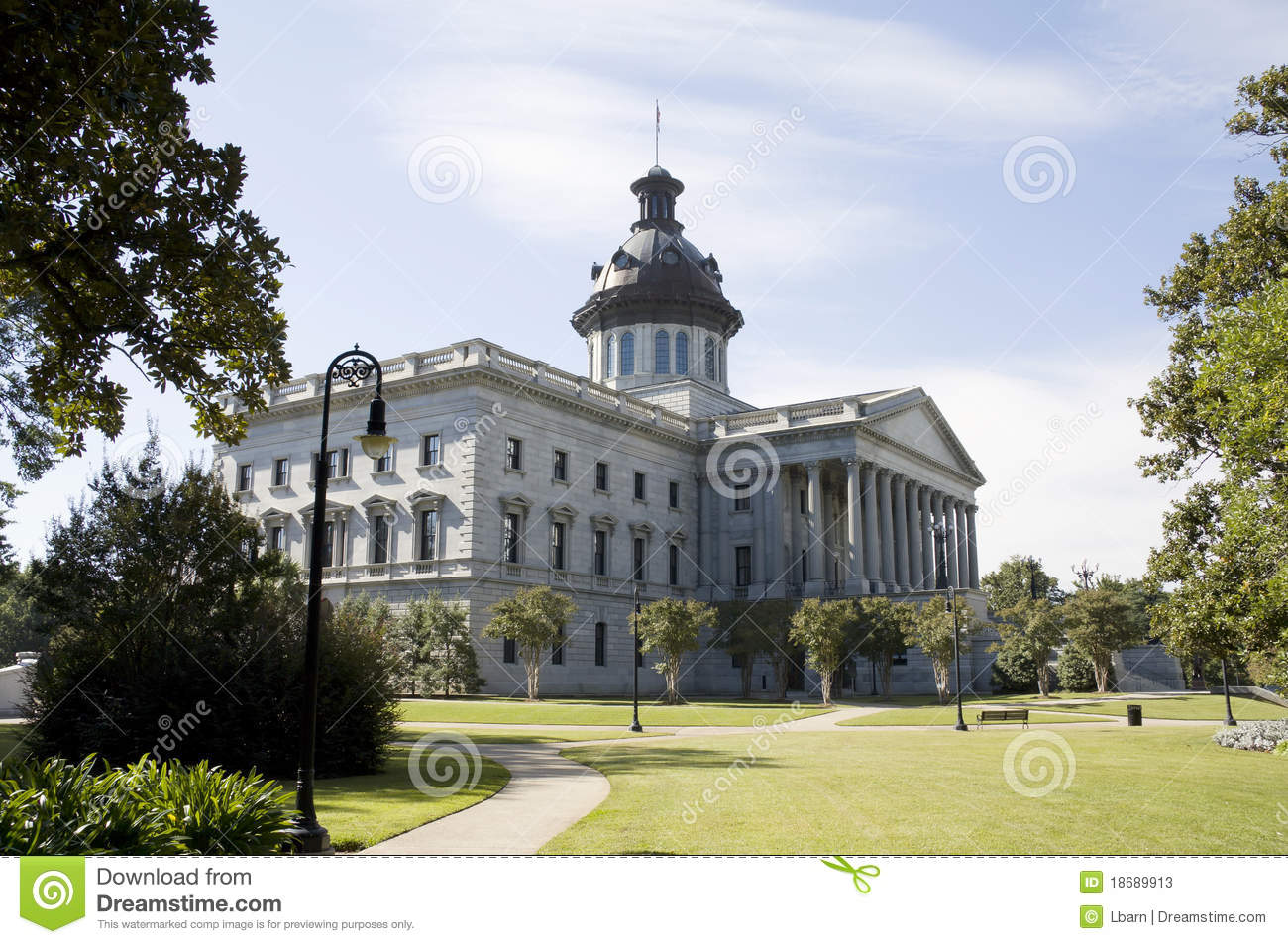 Sc Capital Ne Stock Photos Image 18689913