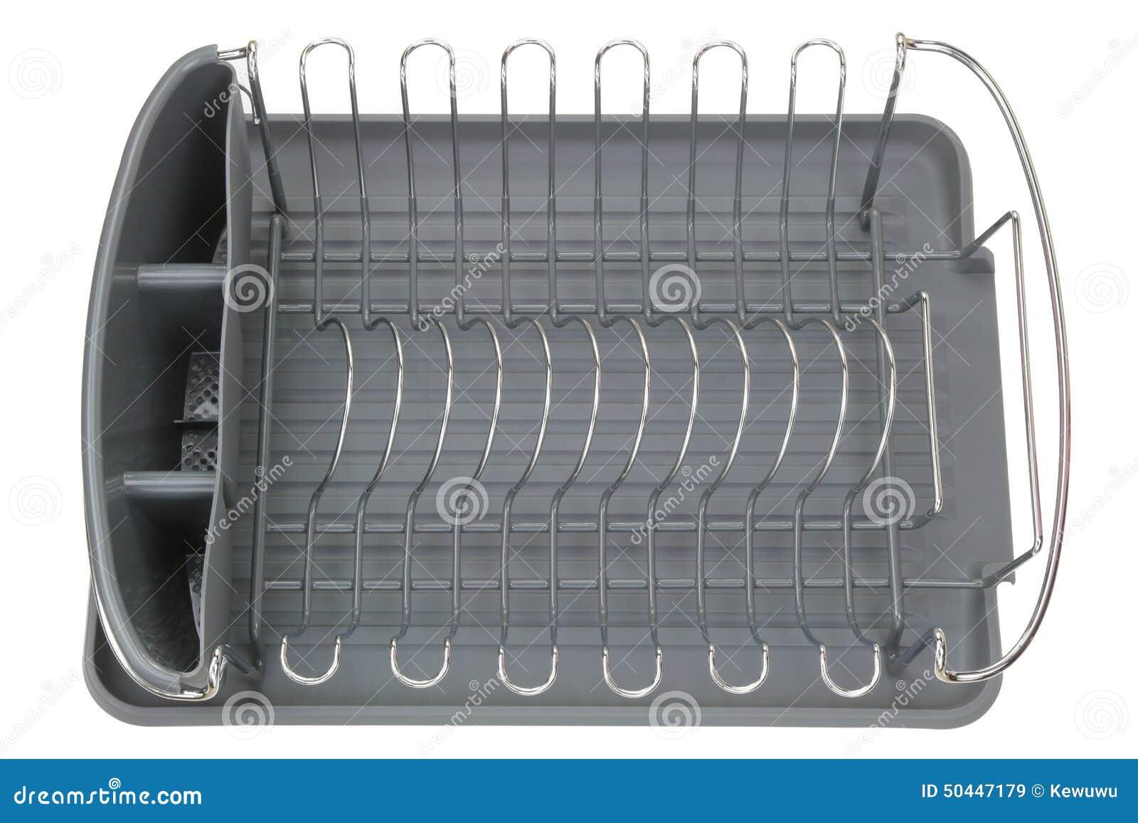 Scaffale di alluminio dello scaffale di piatto con un vassoio