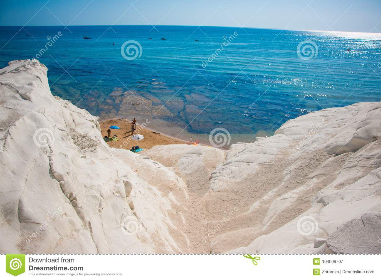Scala Dei Turchi editorial photography. Image of stairs   20