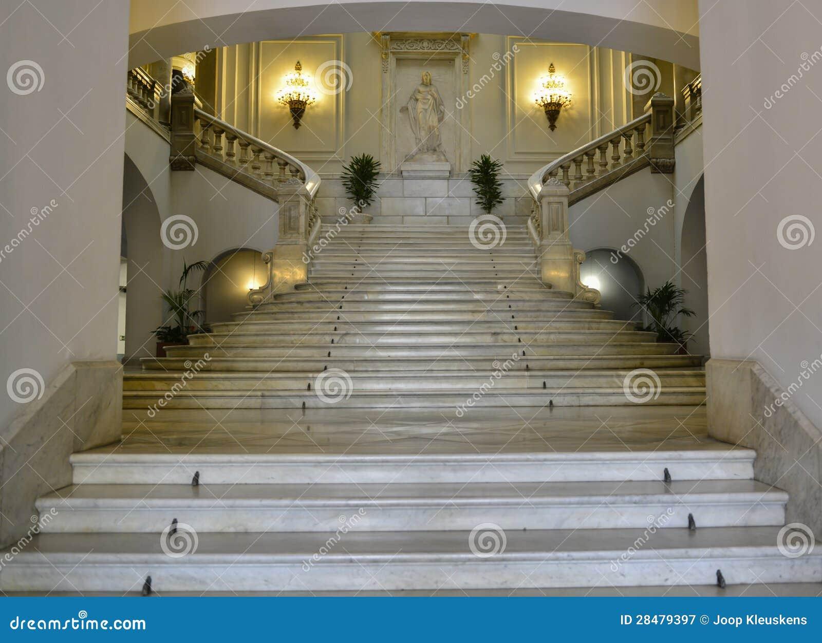 Scala di marmo fotografia stock libera da diritti - Scale di marmo ...