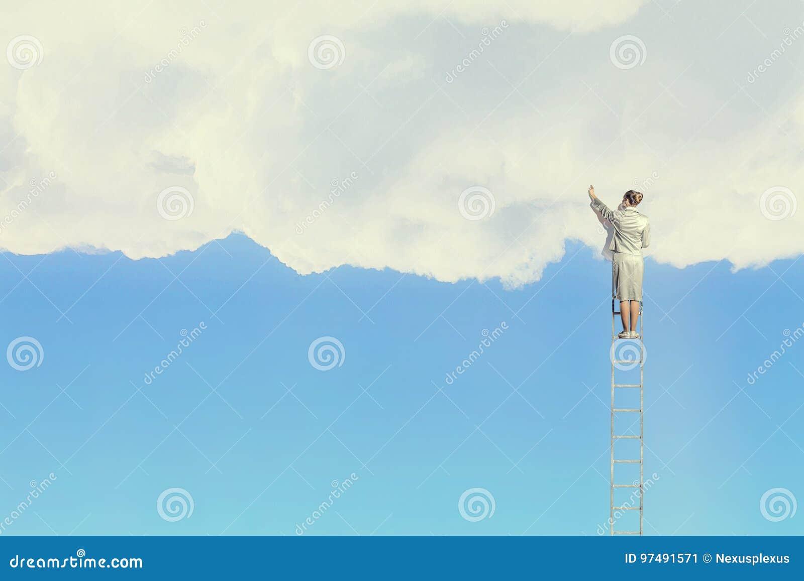 Scalando fino al cielo