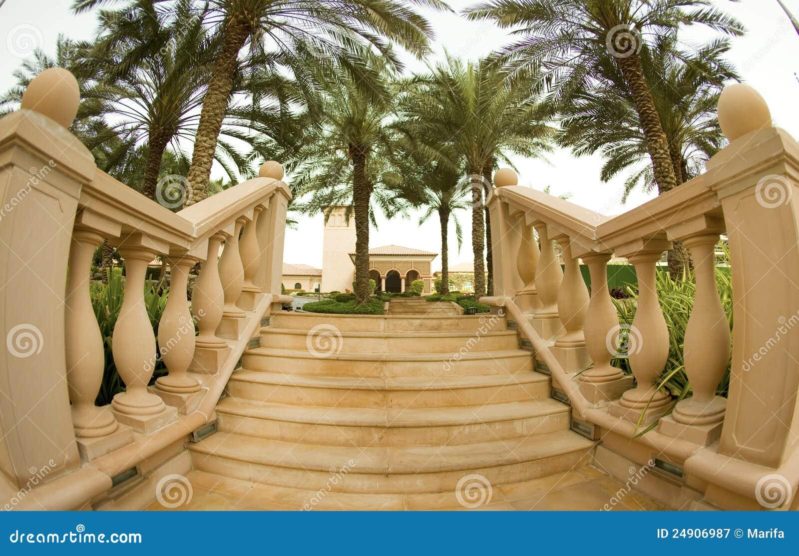 Scale di marmo immagine stock immagine di arabo antico - Scale di marmo ...