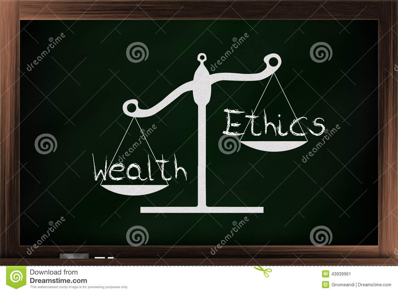 ethics of wealth Workers use labor to create wealth for entrepreneurs — the an opinion essay on may 13 about ethics and capitalism misstated the findings of a 2010.