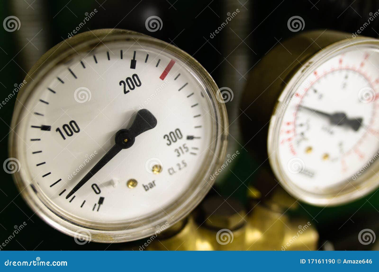 Scale för lufttryck