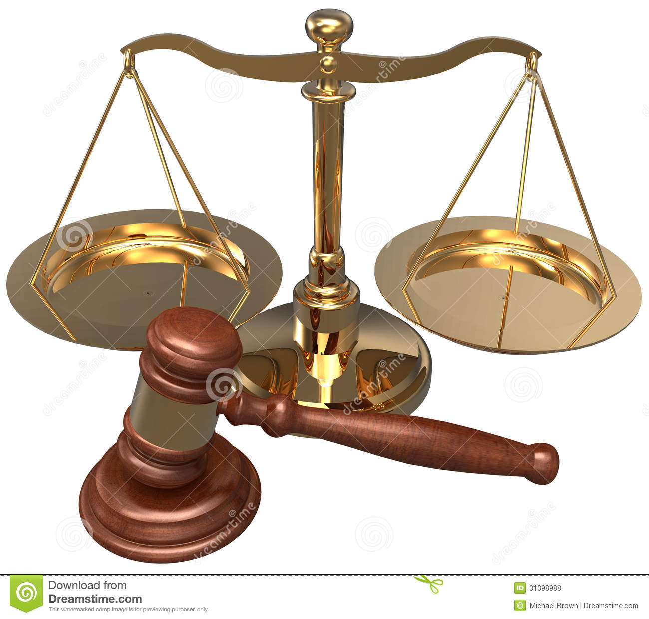 Gavel Symbol As A Concept Of Law Or Auction Royalty Free Cliparts ...