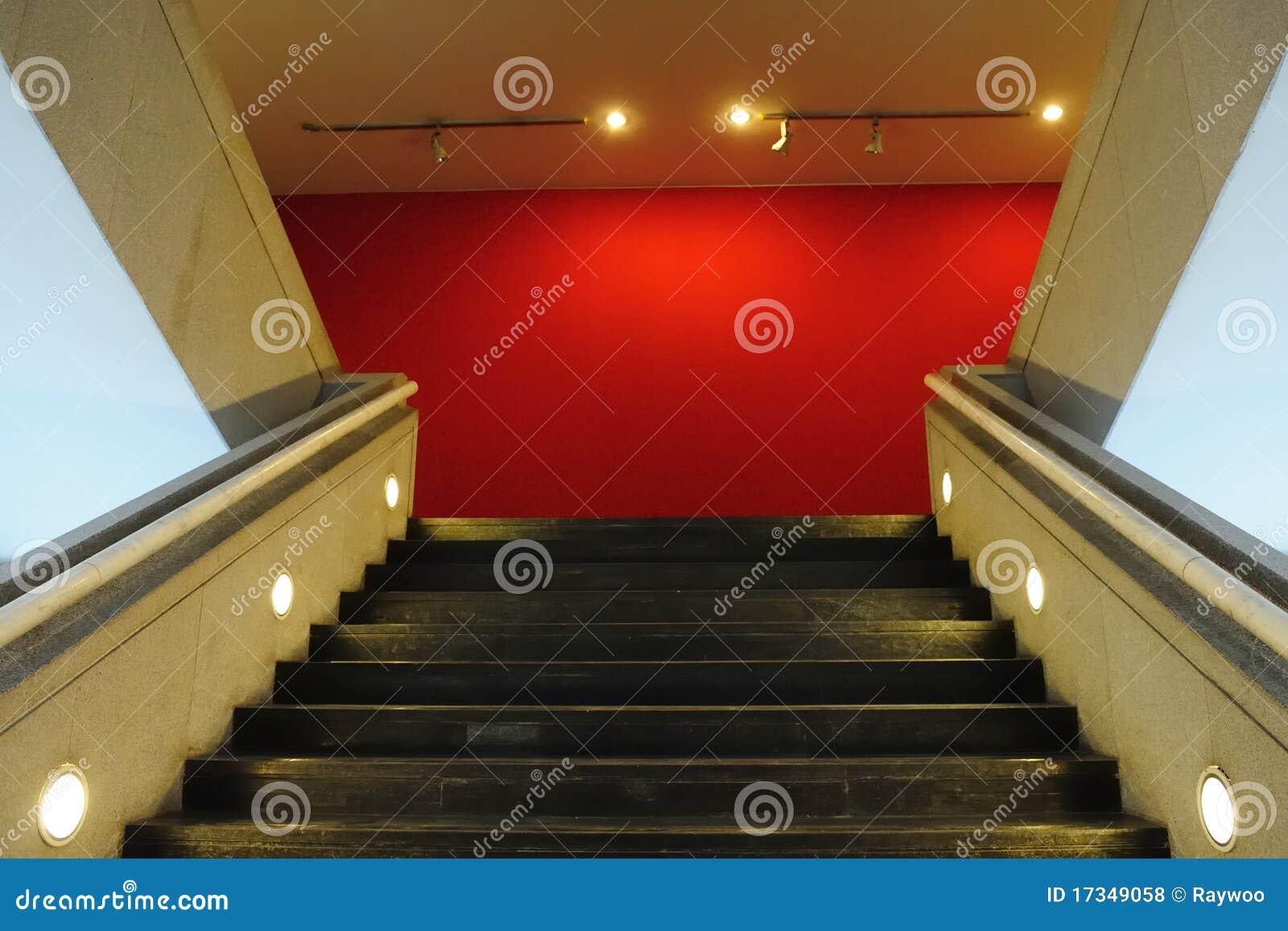 Scale interne fotografia stock immagine di stile upstairs 17349058 - Costruzione scale interne ...