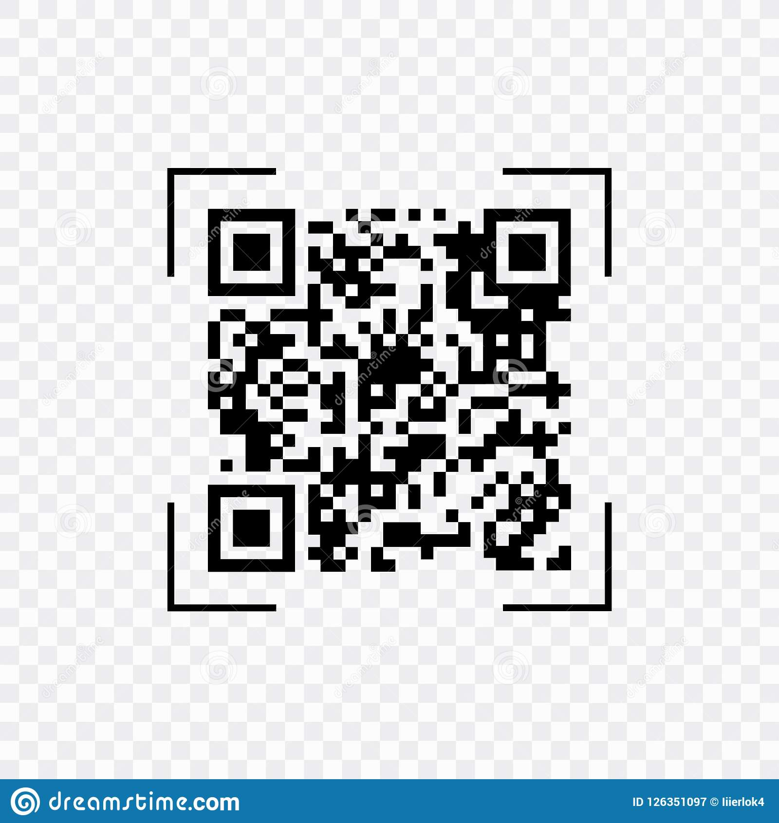 Scan QR Code, Symbol, App  Electronic , Digital Technology, Barcode