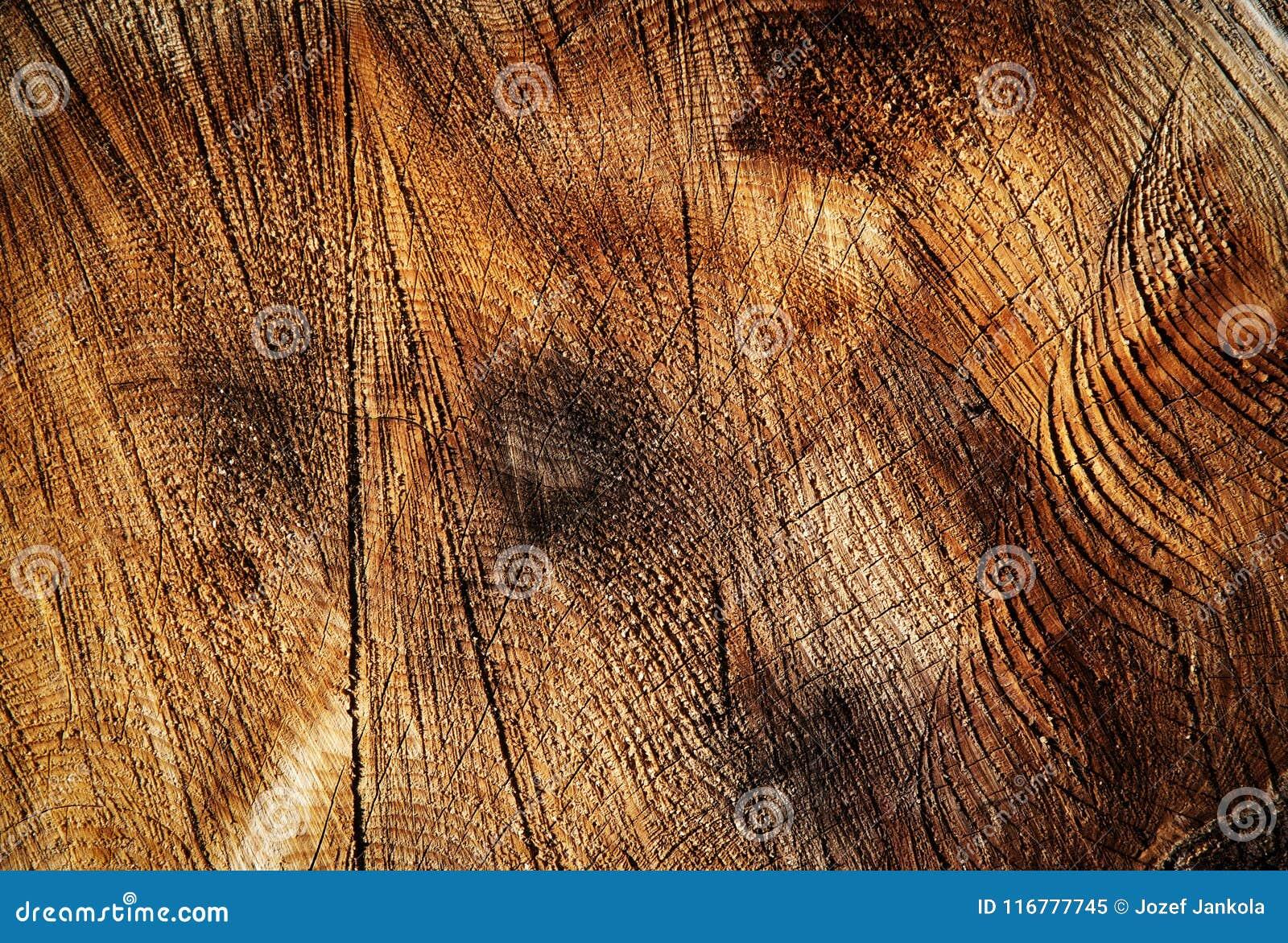 Scanalatura sul taglio del legno
