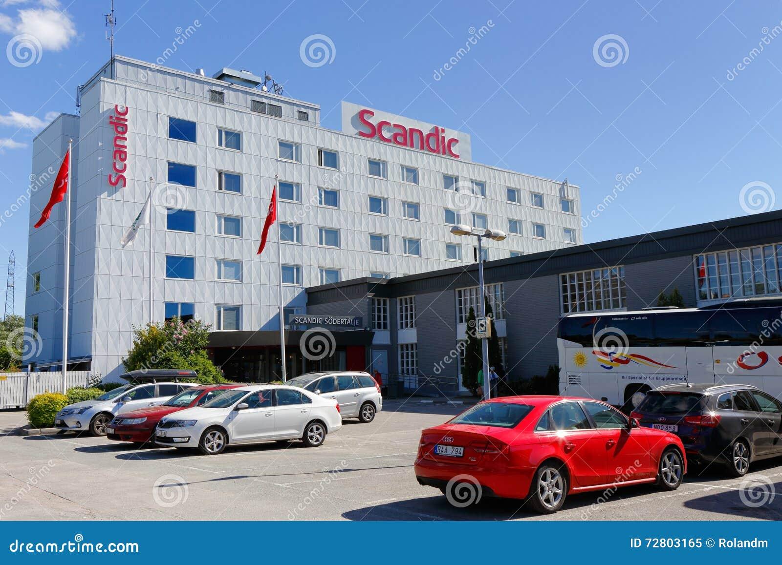 scandic hotell södertälje