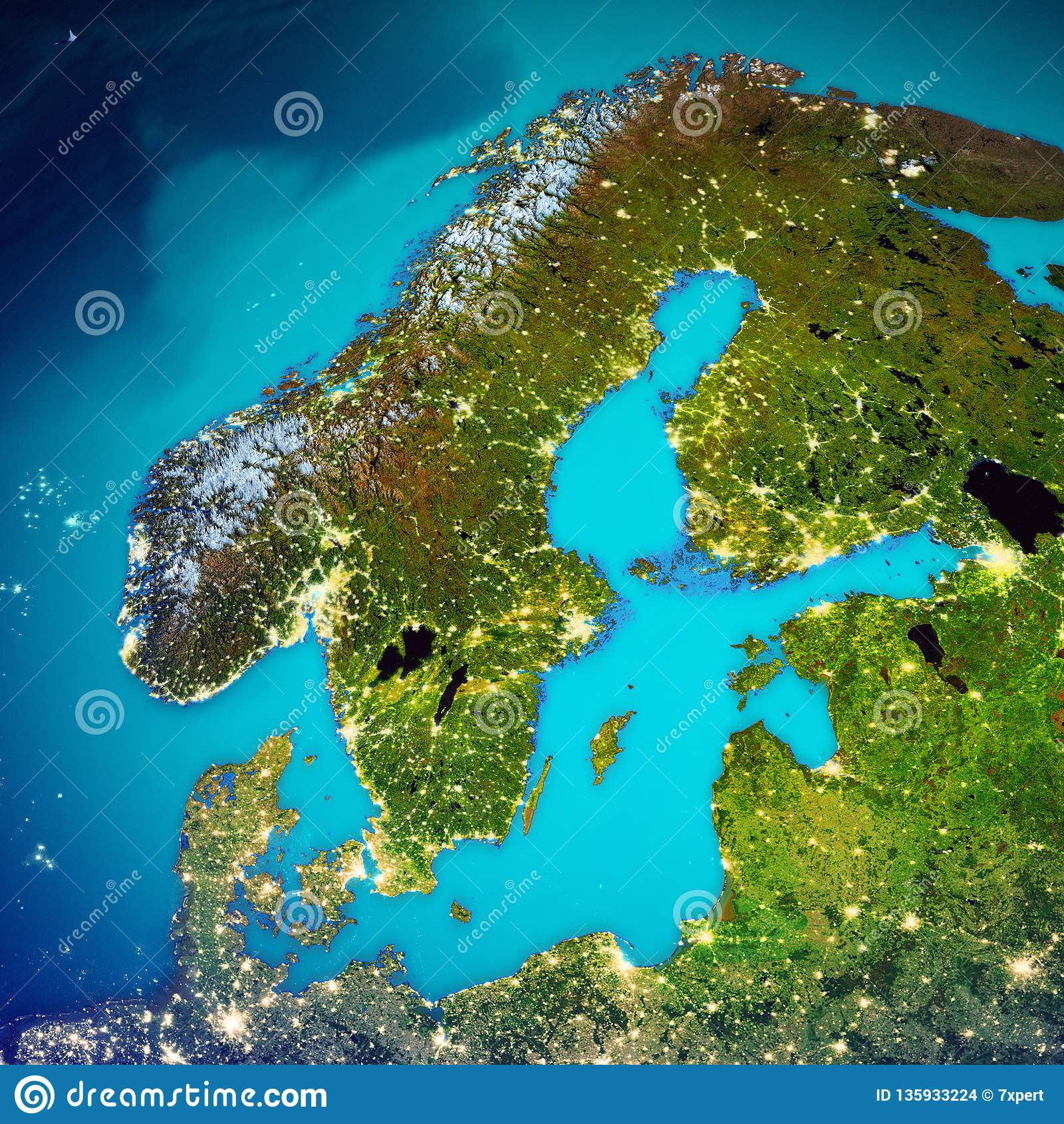 751 Map Scandinavia Photos Free Royalty Free Stock Photos From Dreamstime