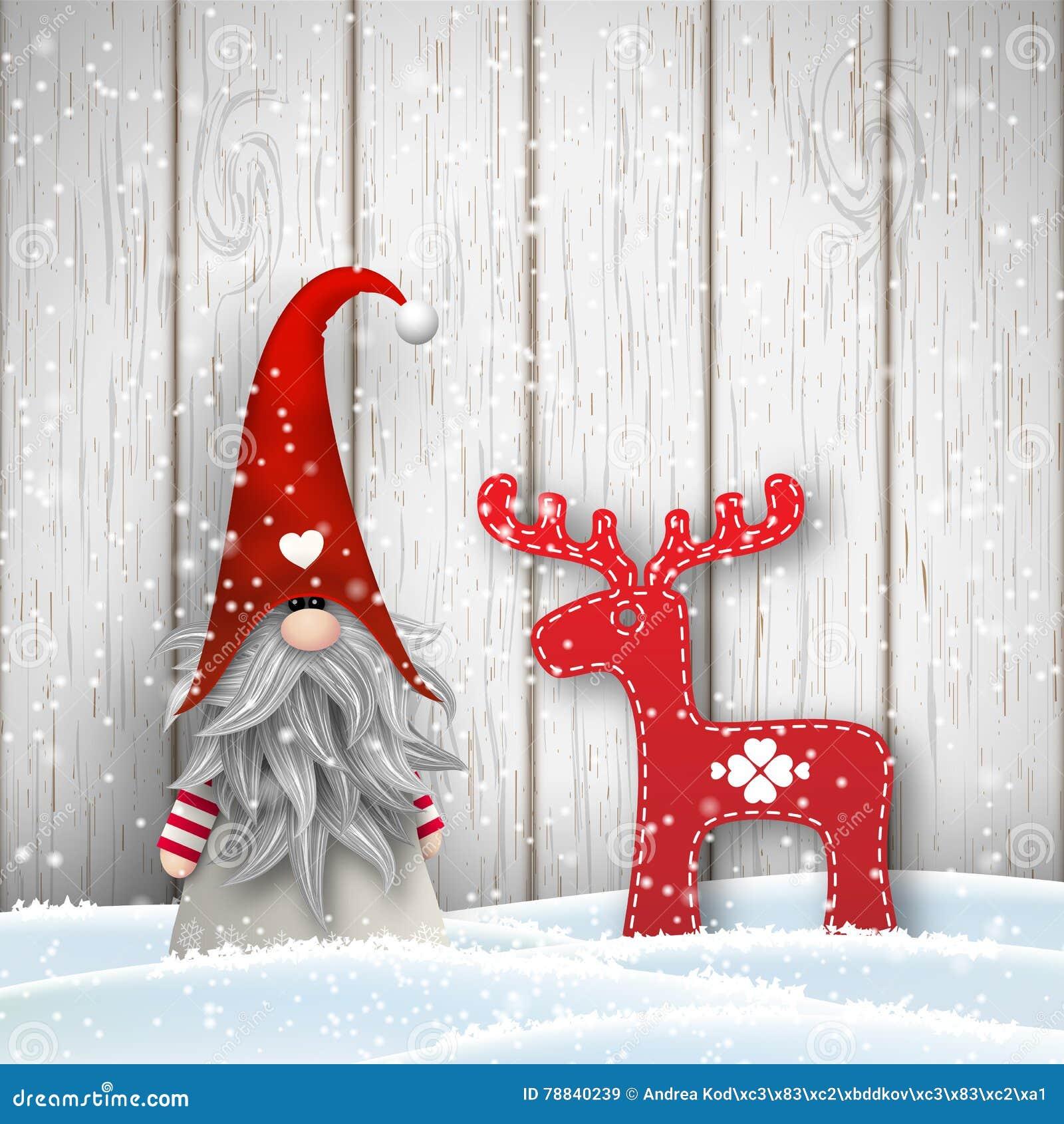 Decorations Scandinaves Noel