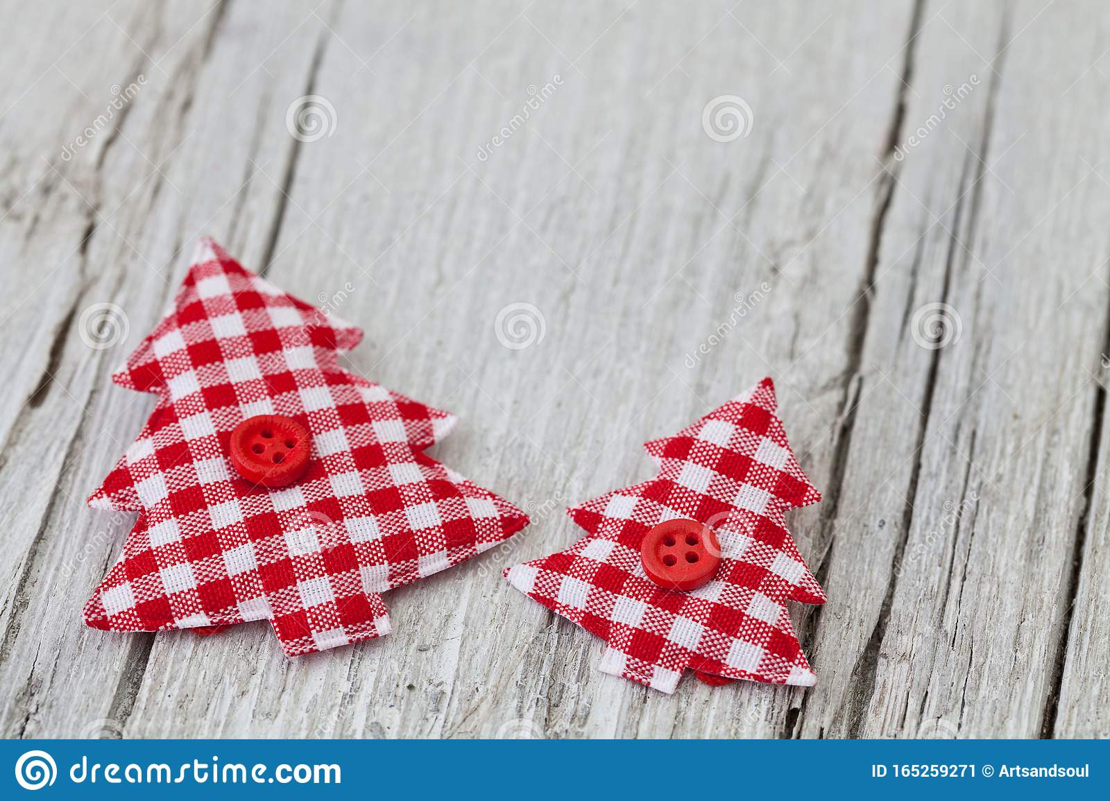 Scandinavian Style Xmas Decoration In Red And White Stock Image Image Of Fabric Wood 165259271