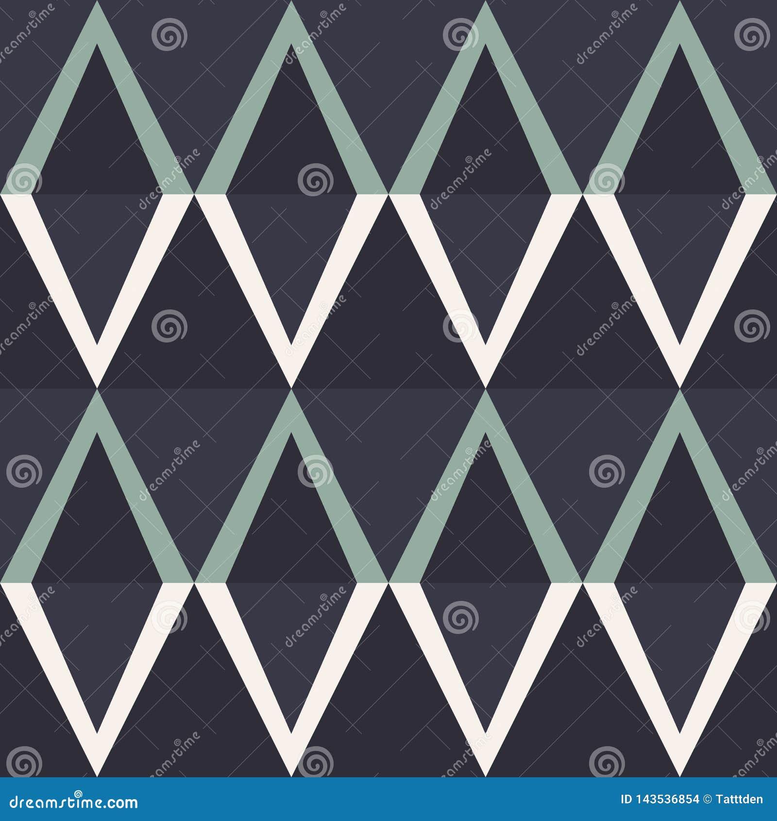 Scandinavian Trendy Style Seamless Minimal Geometric Pretty