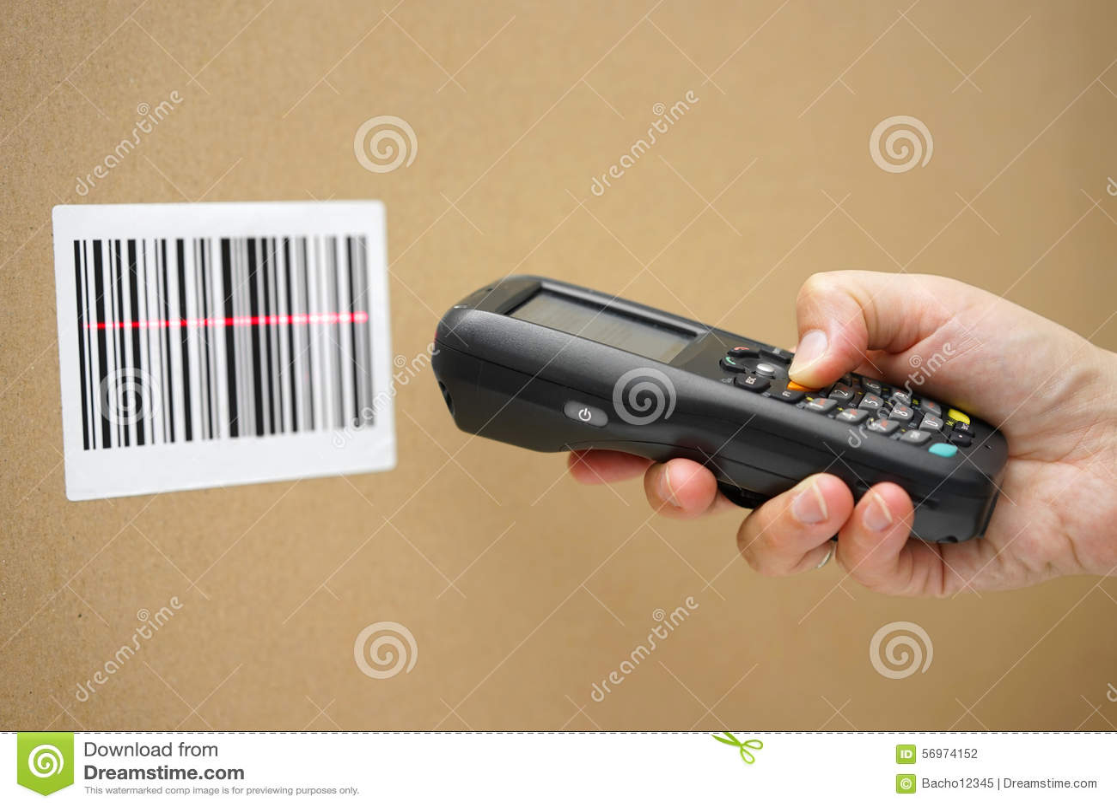 Barcode Scanner Clipart