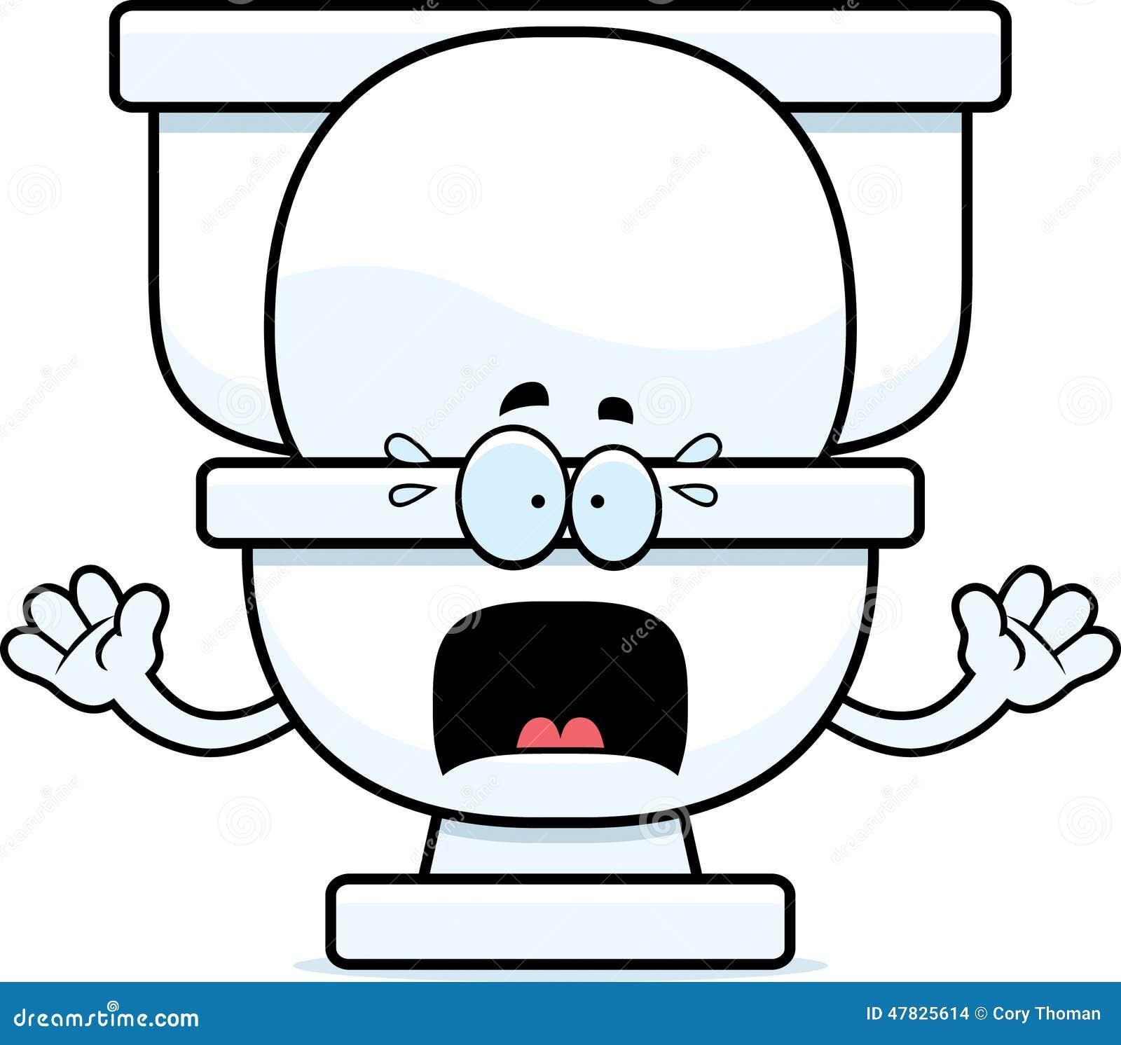 Sweating Toilet Bowl