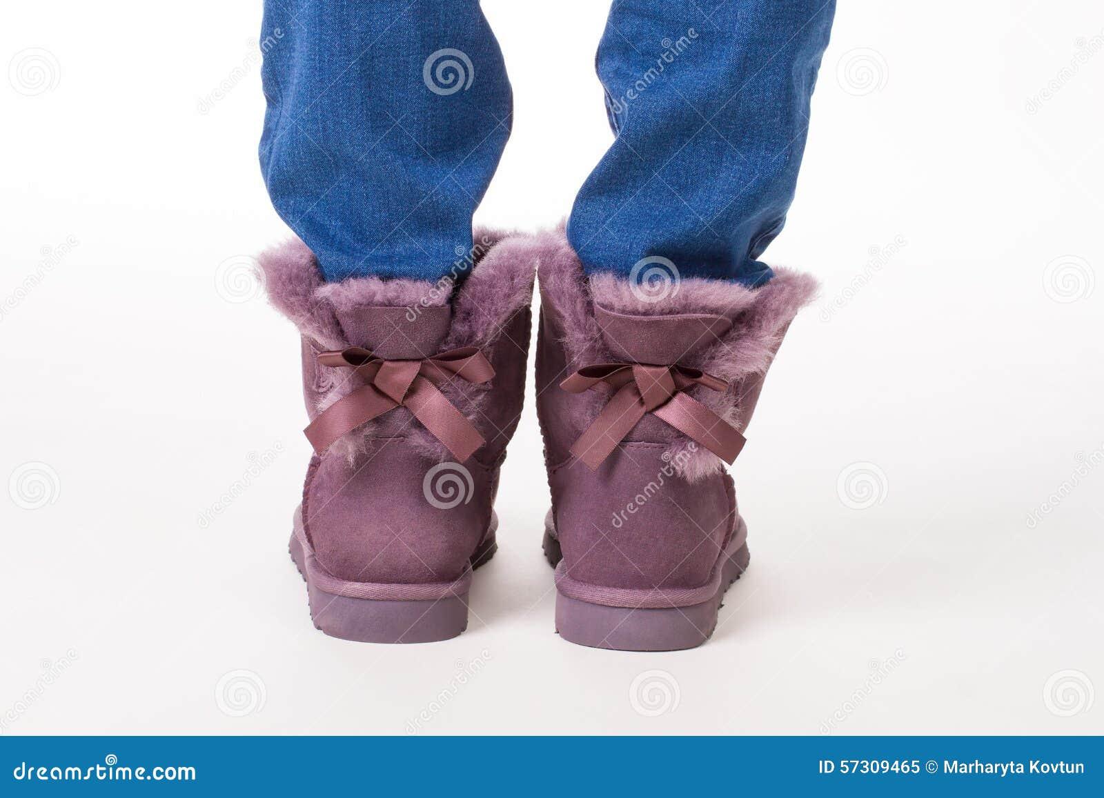 online store c1e07 afa0c Scarpe Australiane Femminili Immagine Stock - Immagine di ...