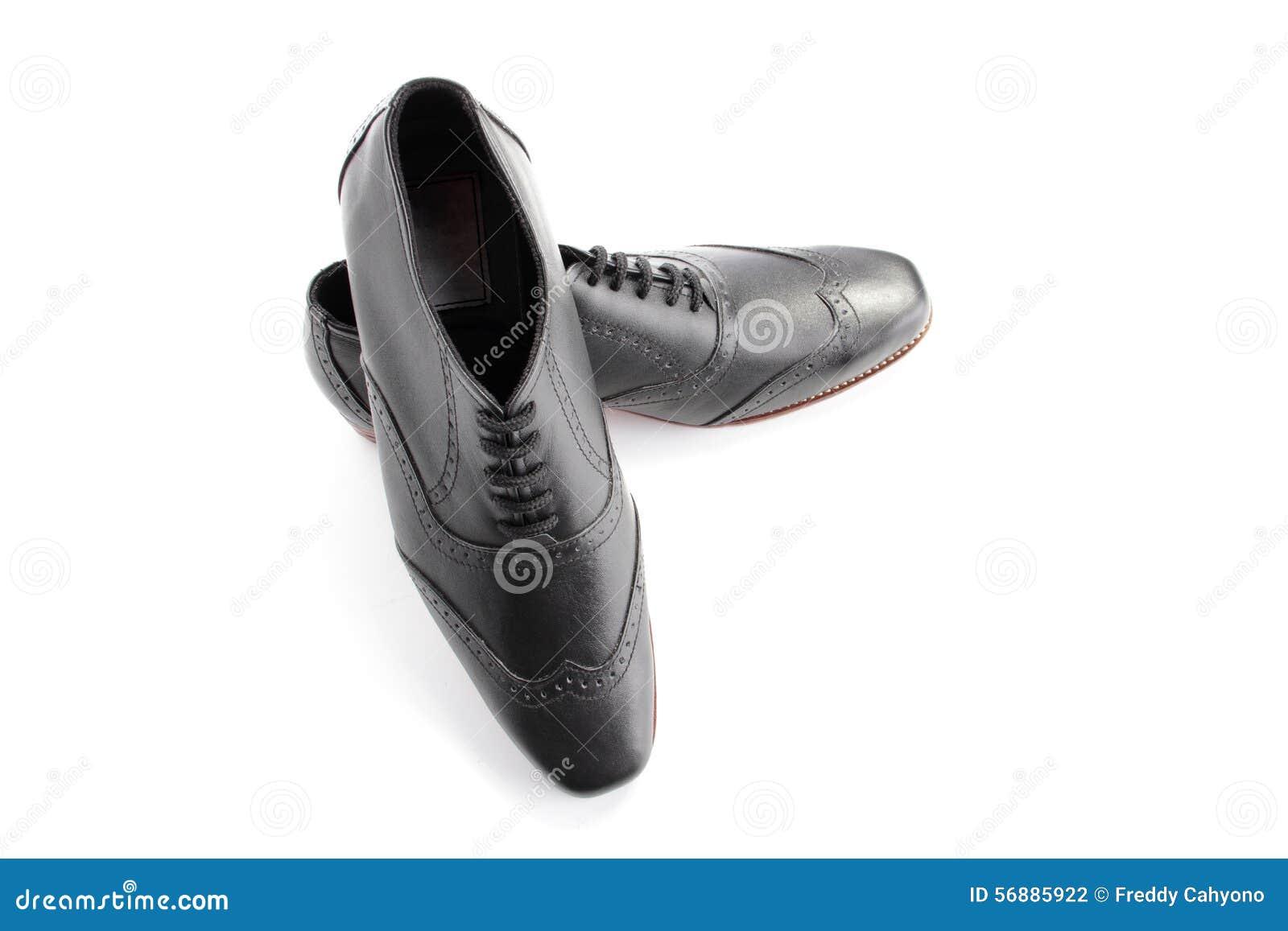 Scarpe convenzionali, angolo alto