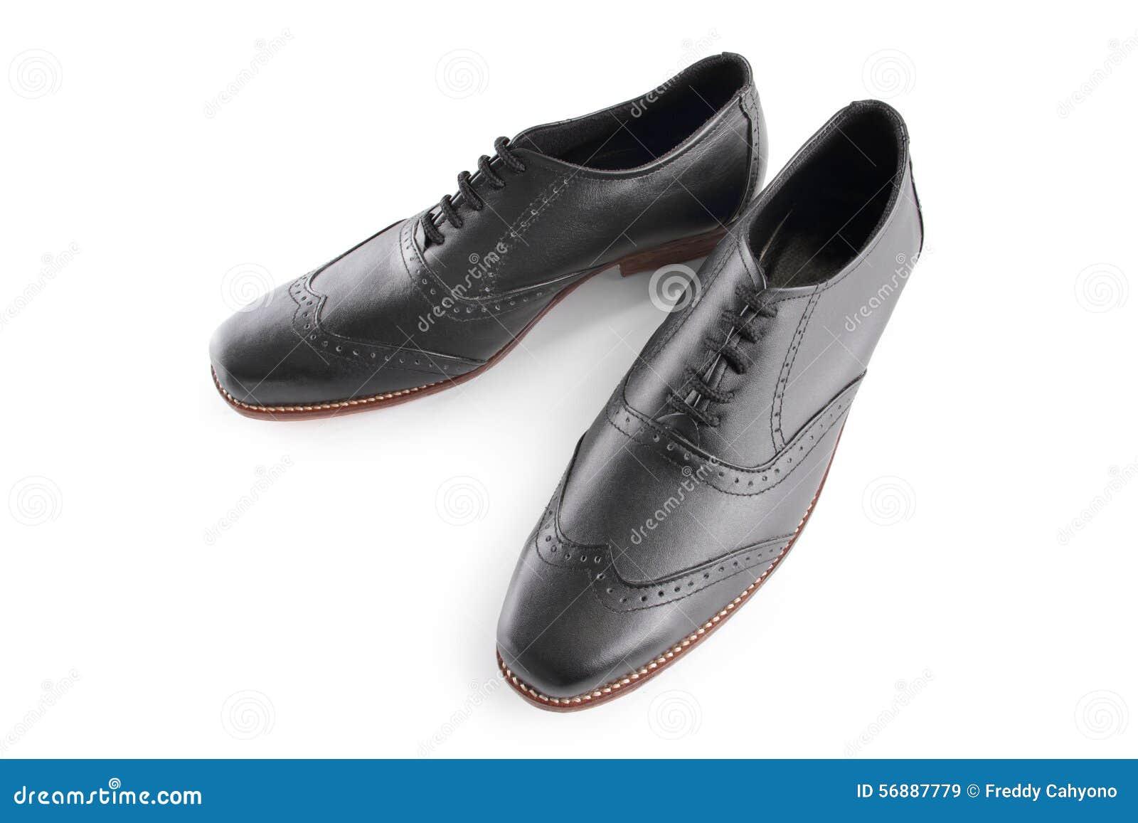 Scarpe convenzionali, sopra bianco