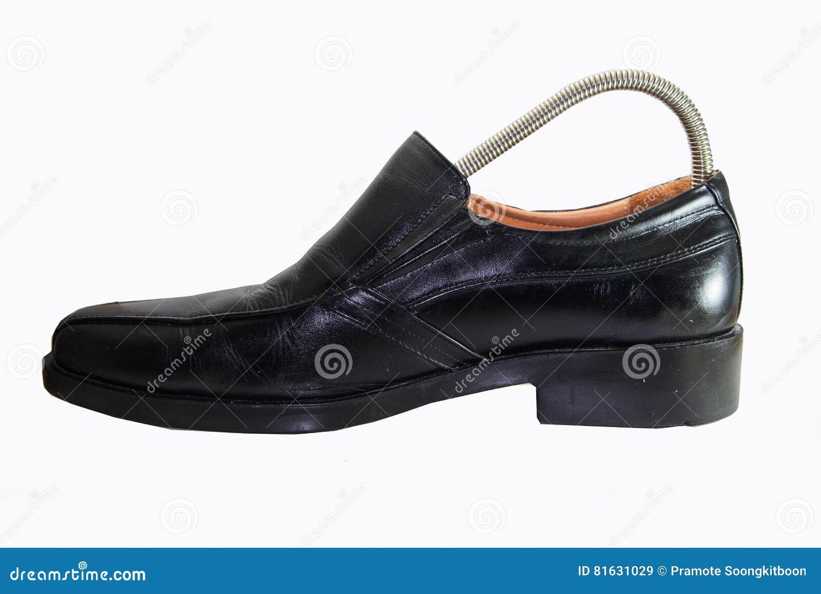 Scarpe di cuoio del ` s degli uomini