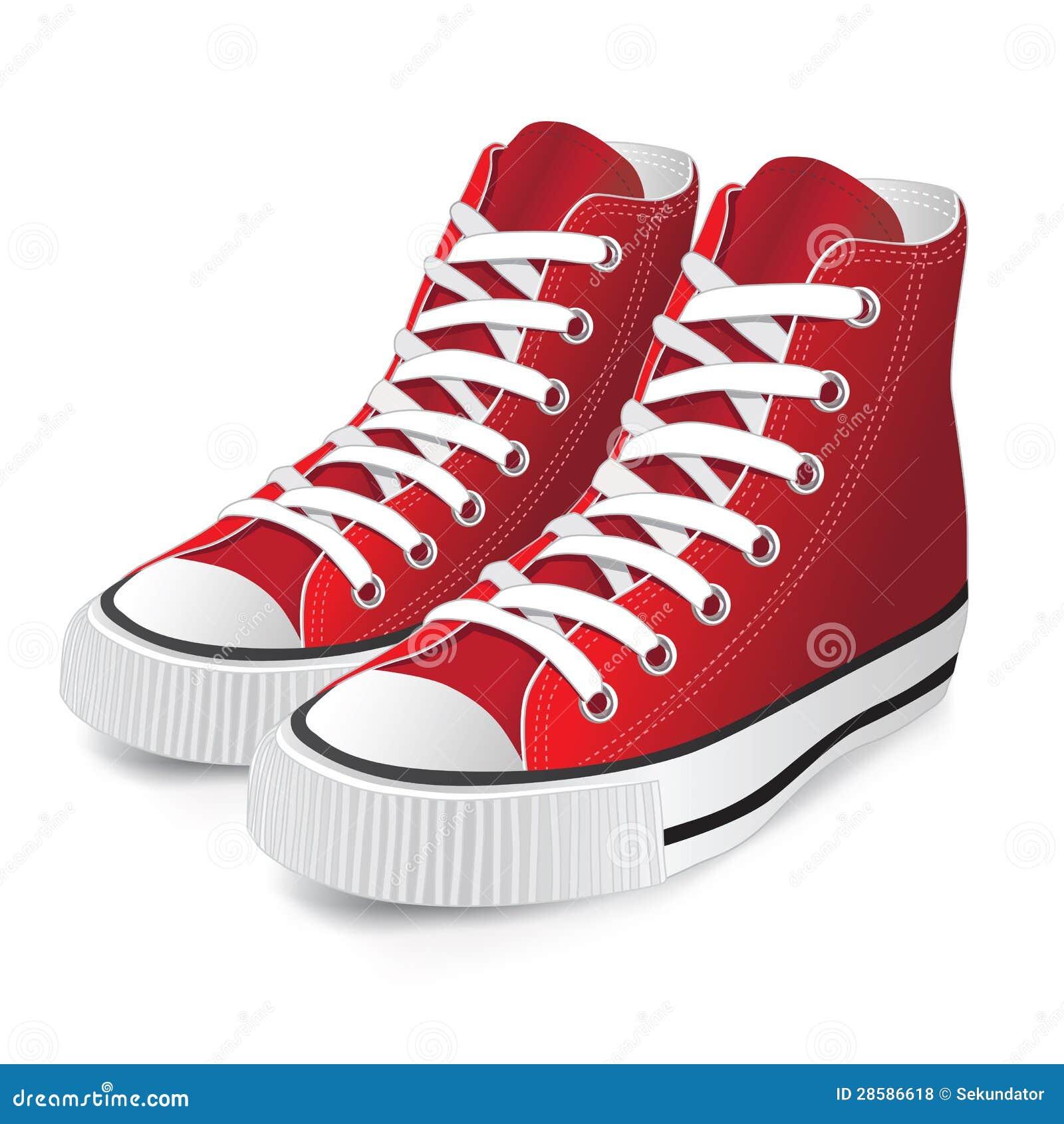 foto di scarpe rosse