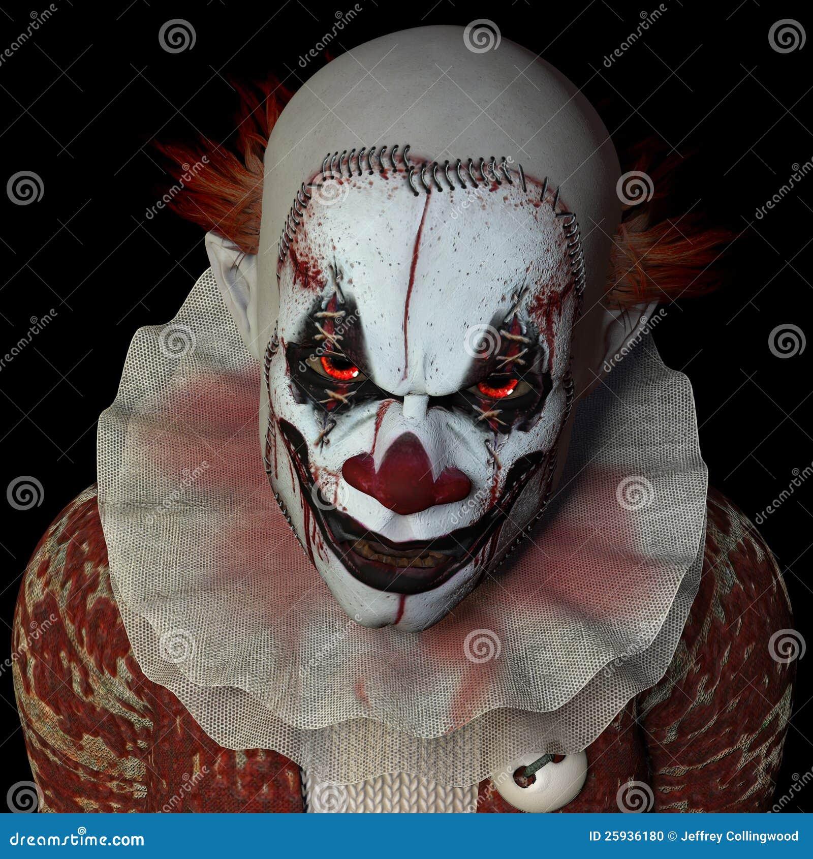 Scary Clown 1