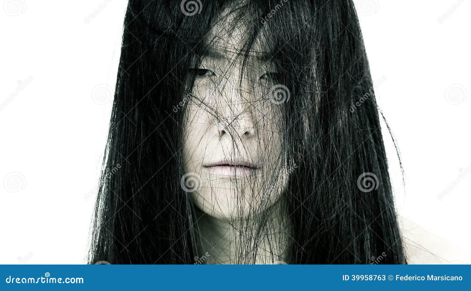 Images - Asian girl monster