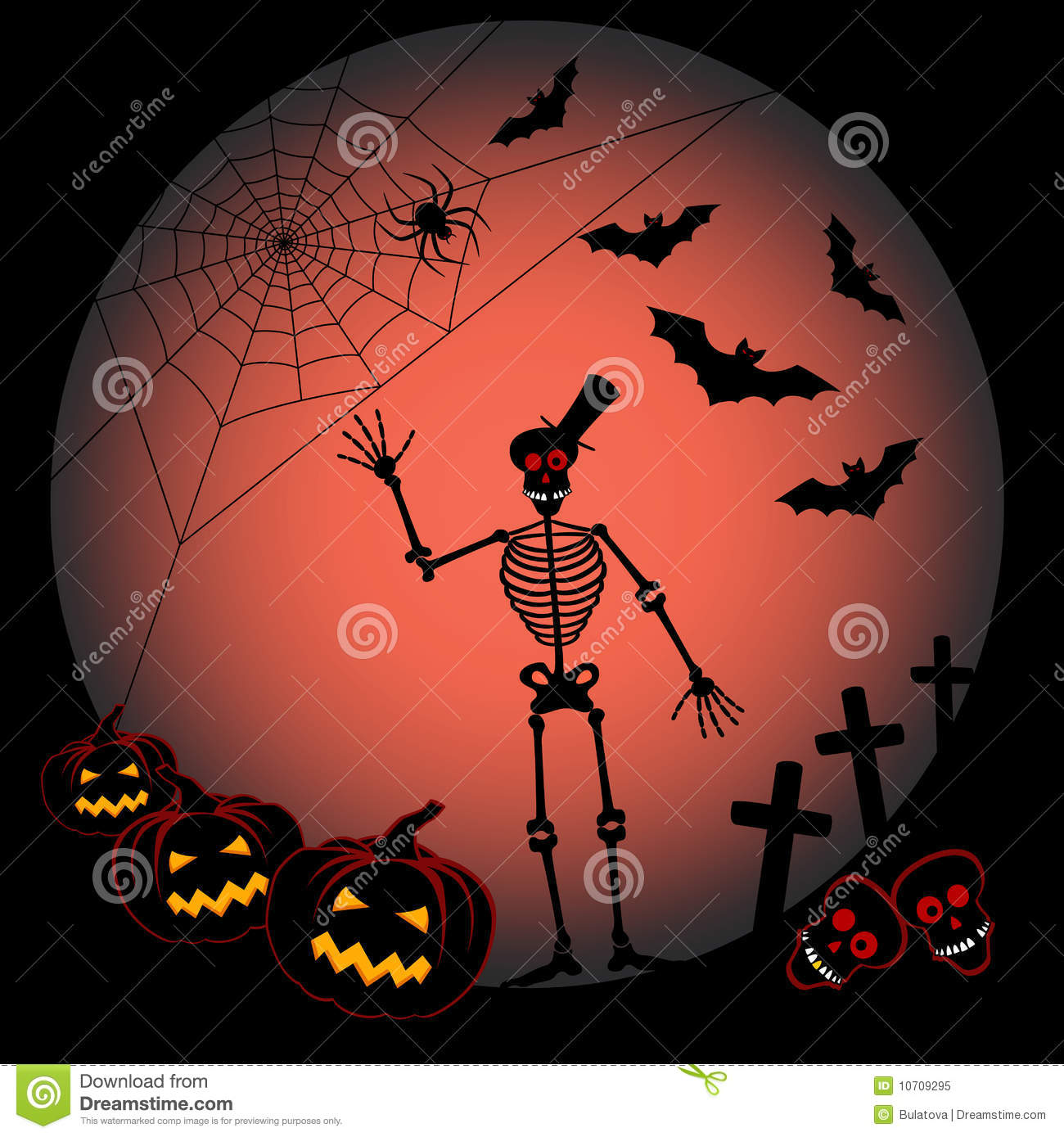halloween illustration - Free Scary Halloween Images