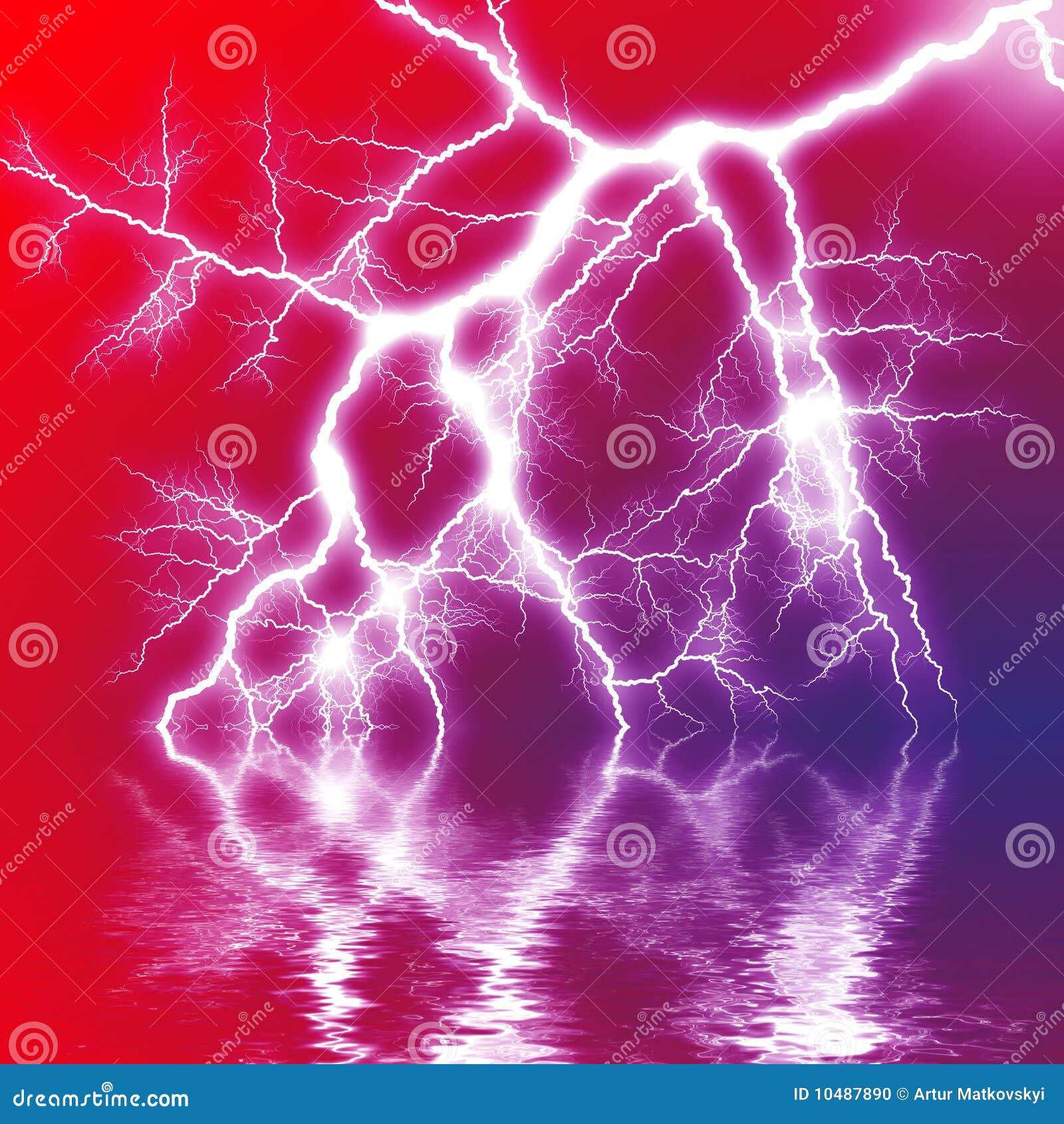 scary lightning stock illustration illustration of background