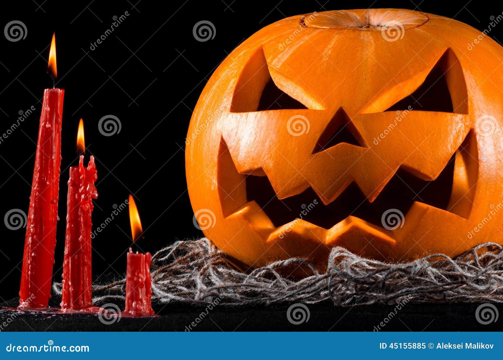 Pumpkin Black Lantern 15