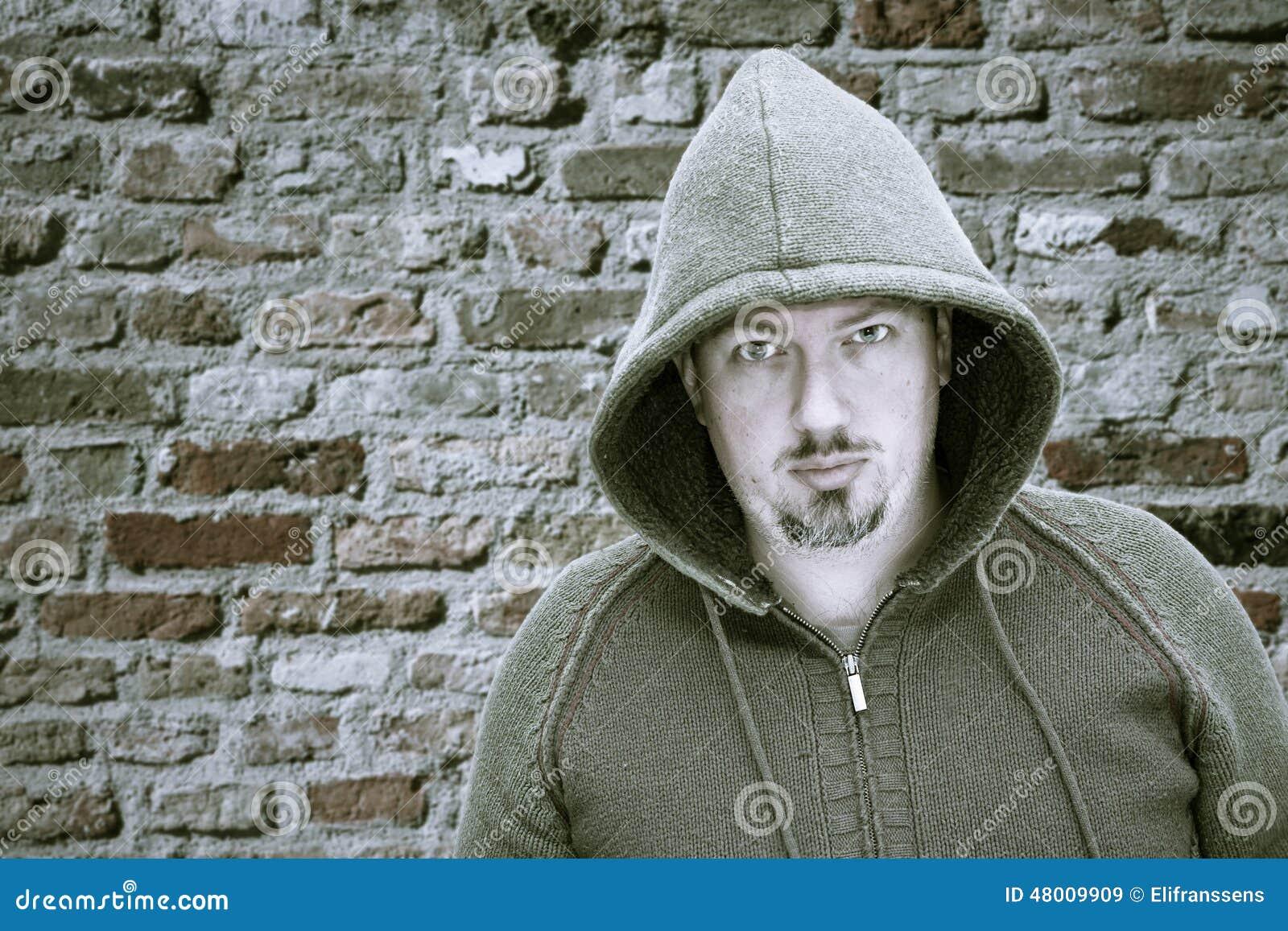 Scary Stalker Stock Photo - Image: 48009909
