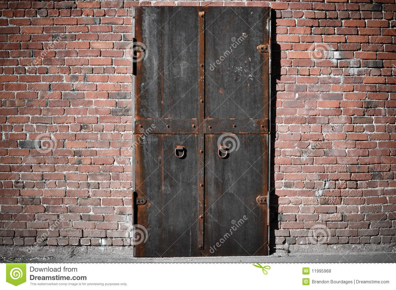 & Scary Door Stock Photos - Royalty Free Stock Images