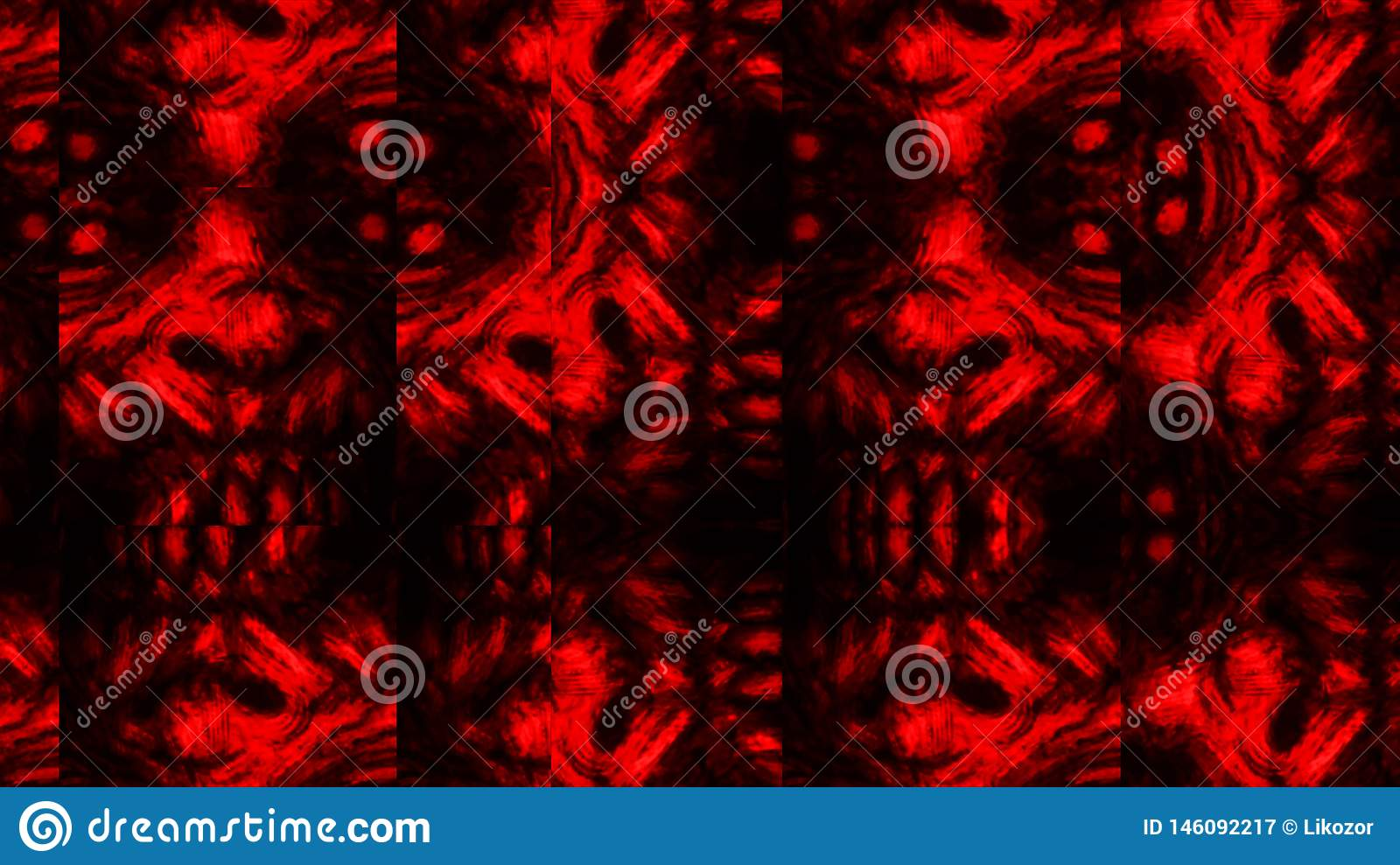 scary zombie face pattern black background scary zombie face pattern black background illustration horror genre 146092217
