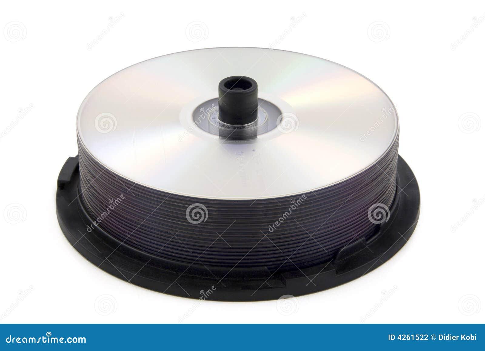 Scatola da pasticceria di DVD