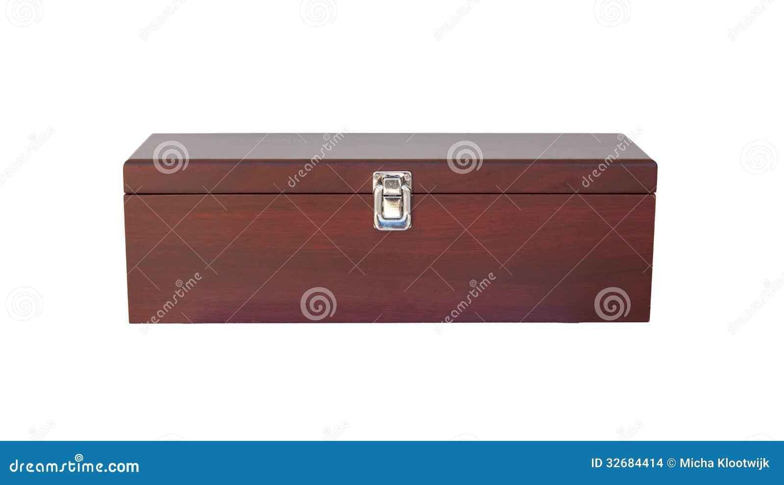 Scatola Di Legno Per La Bottiglia Di Vino Immagini Stock - Immagine: 32684414