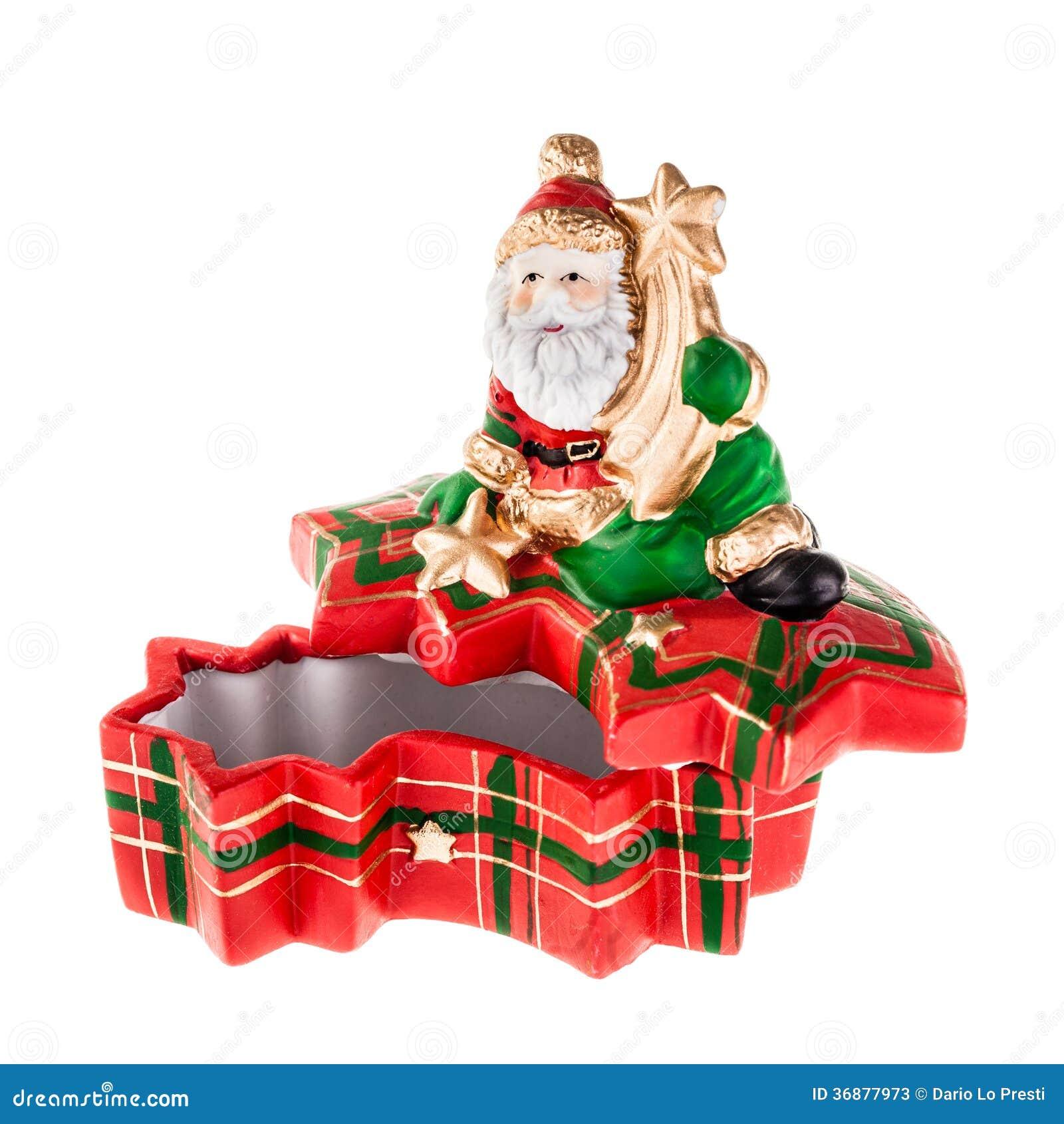 Download Scatola di Natale immagine stock. Immagine di divertente - 36877973