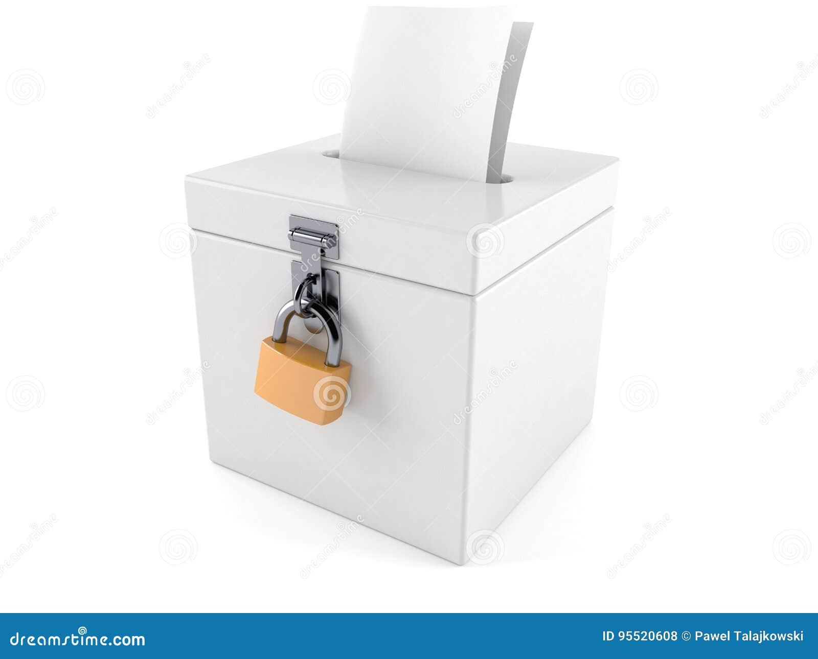Scatola di voto