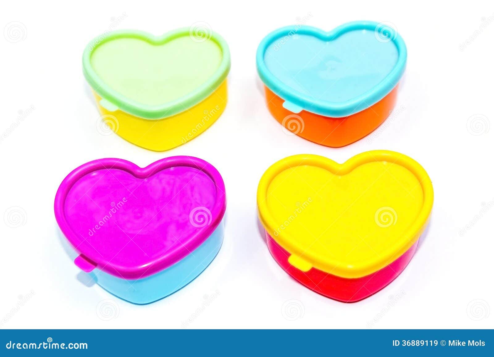 Download Scatole A Forma Di Del Cuore Immagine Stock - Immagine di amore, isolato: 36889119