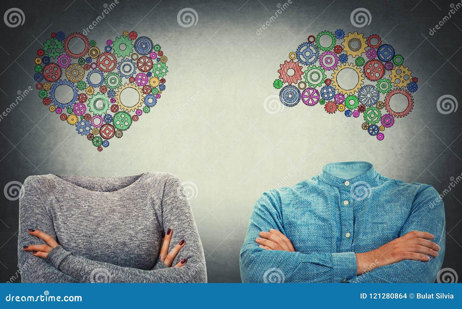 Scelga il cuore o la mente