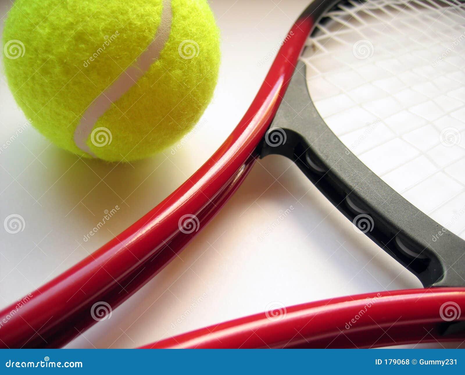 Scena di tennis