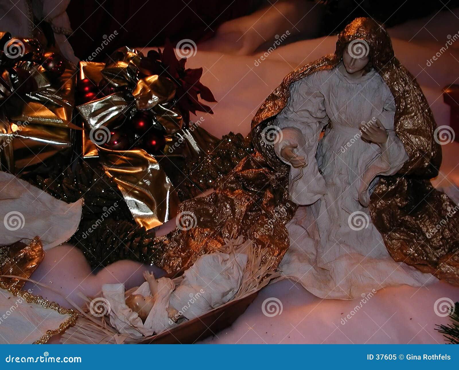 Scena narodzenie jezusa