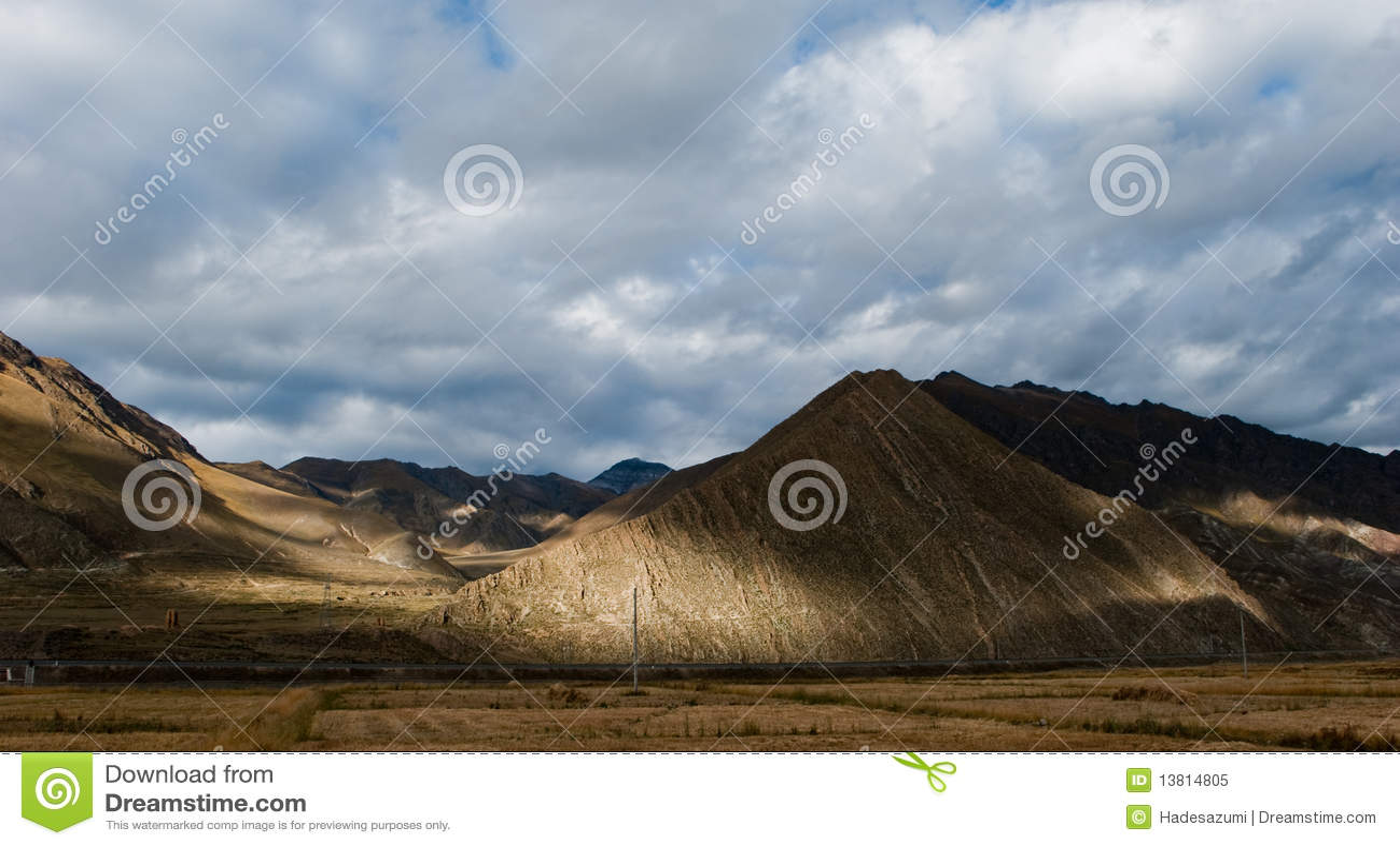 Sceneria Tibet