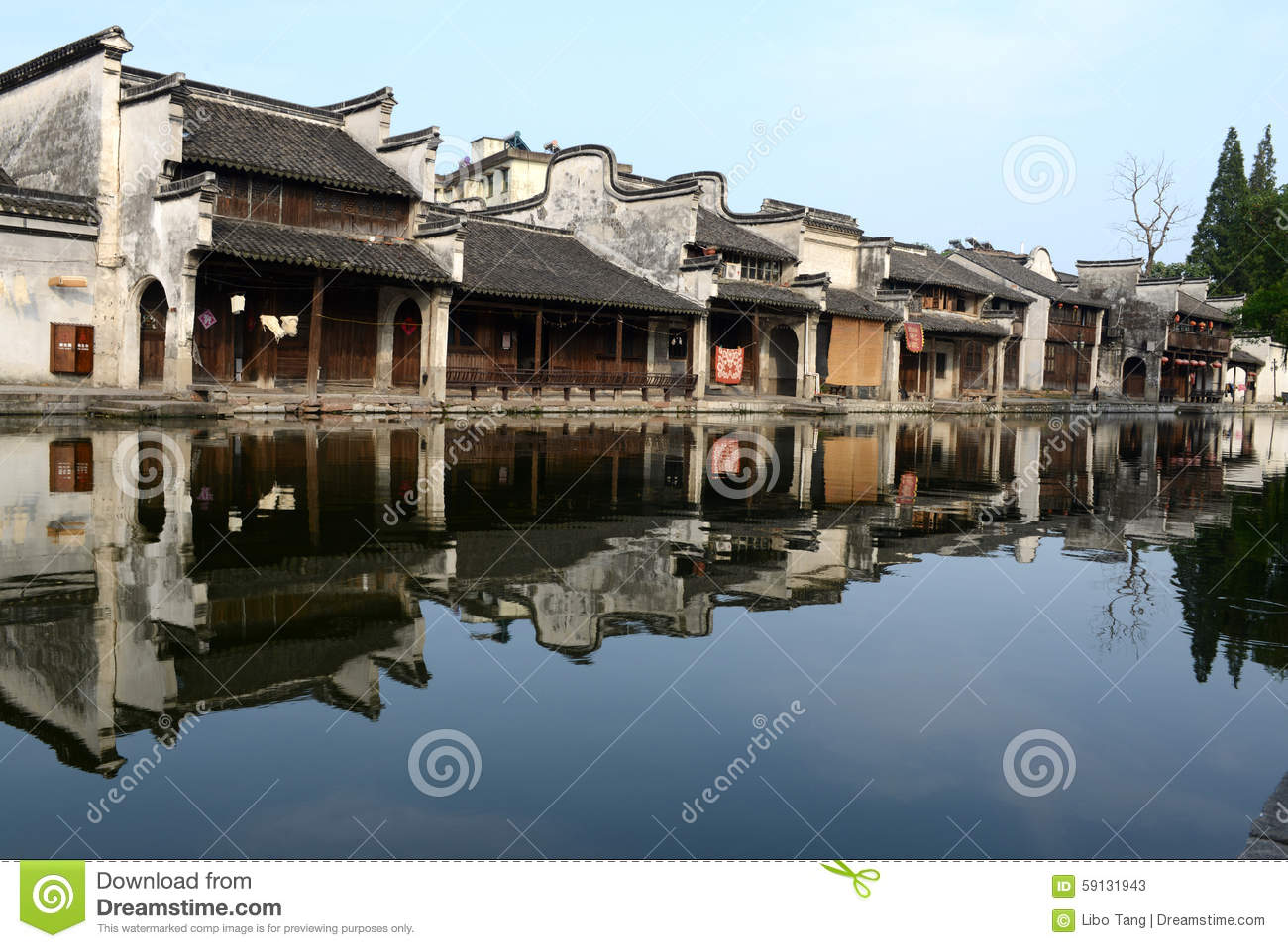 Scenery of Nanxun ancient town