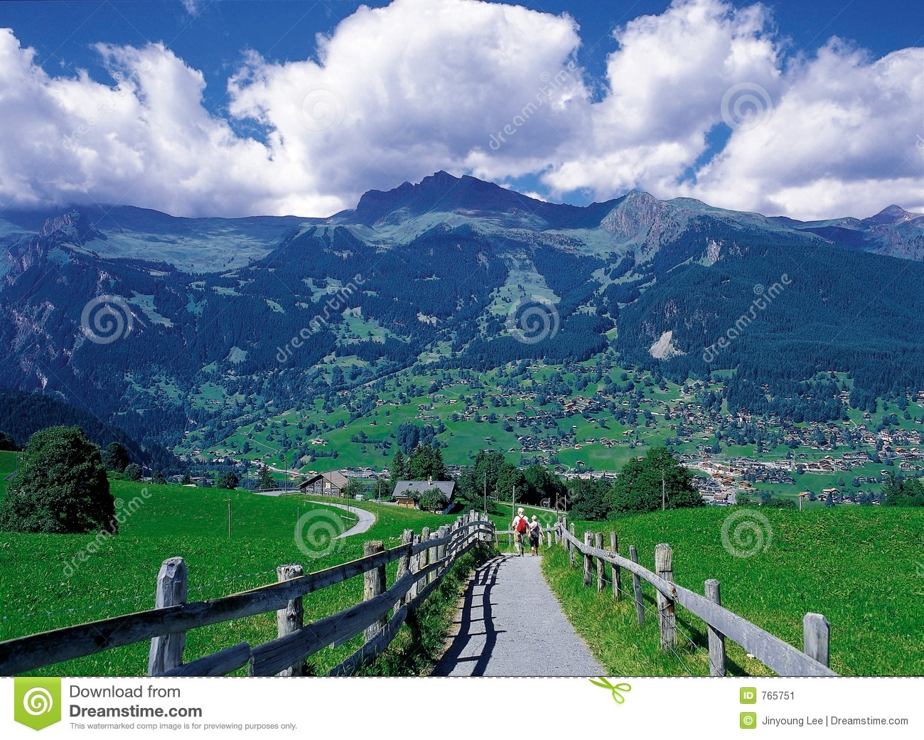 Scenery Of Nature Stock Image  Image: 765751