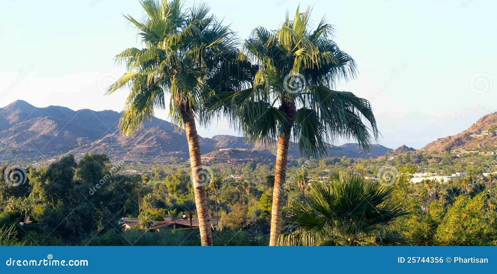 Scenic Scottsdale,Az and Paradise Valley