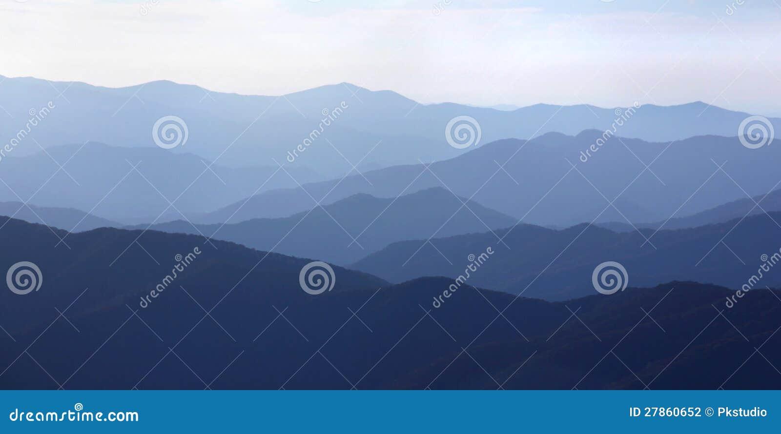 Sceniczna panorama