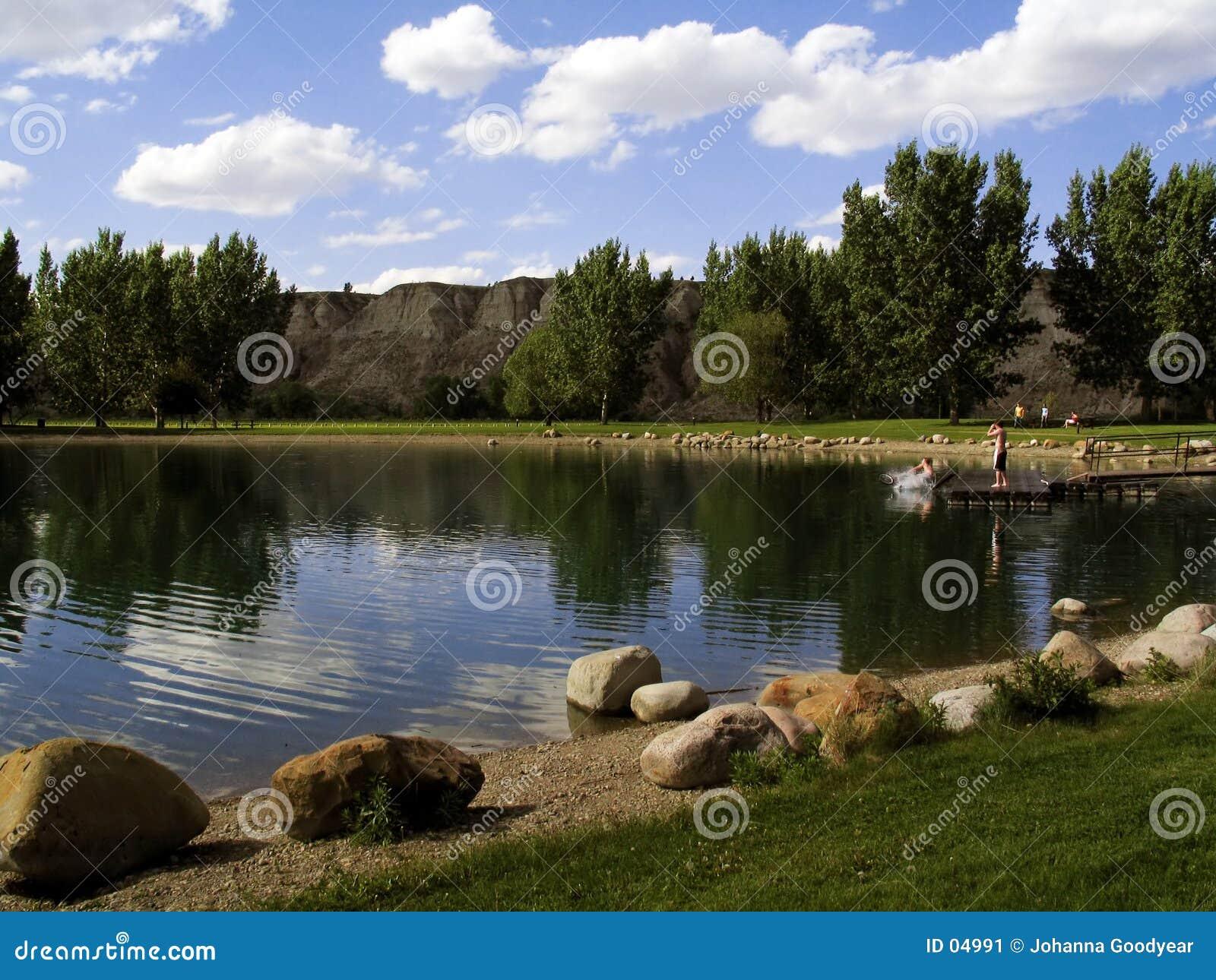 Scenisk park