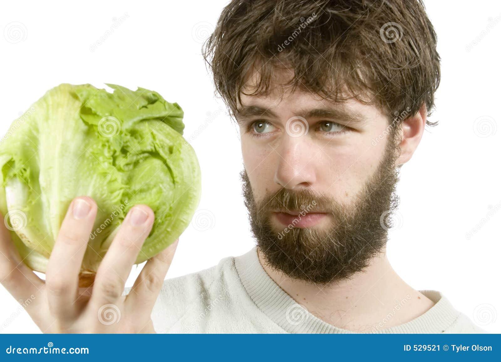 Sceptique de salade