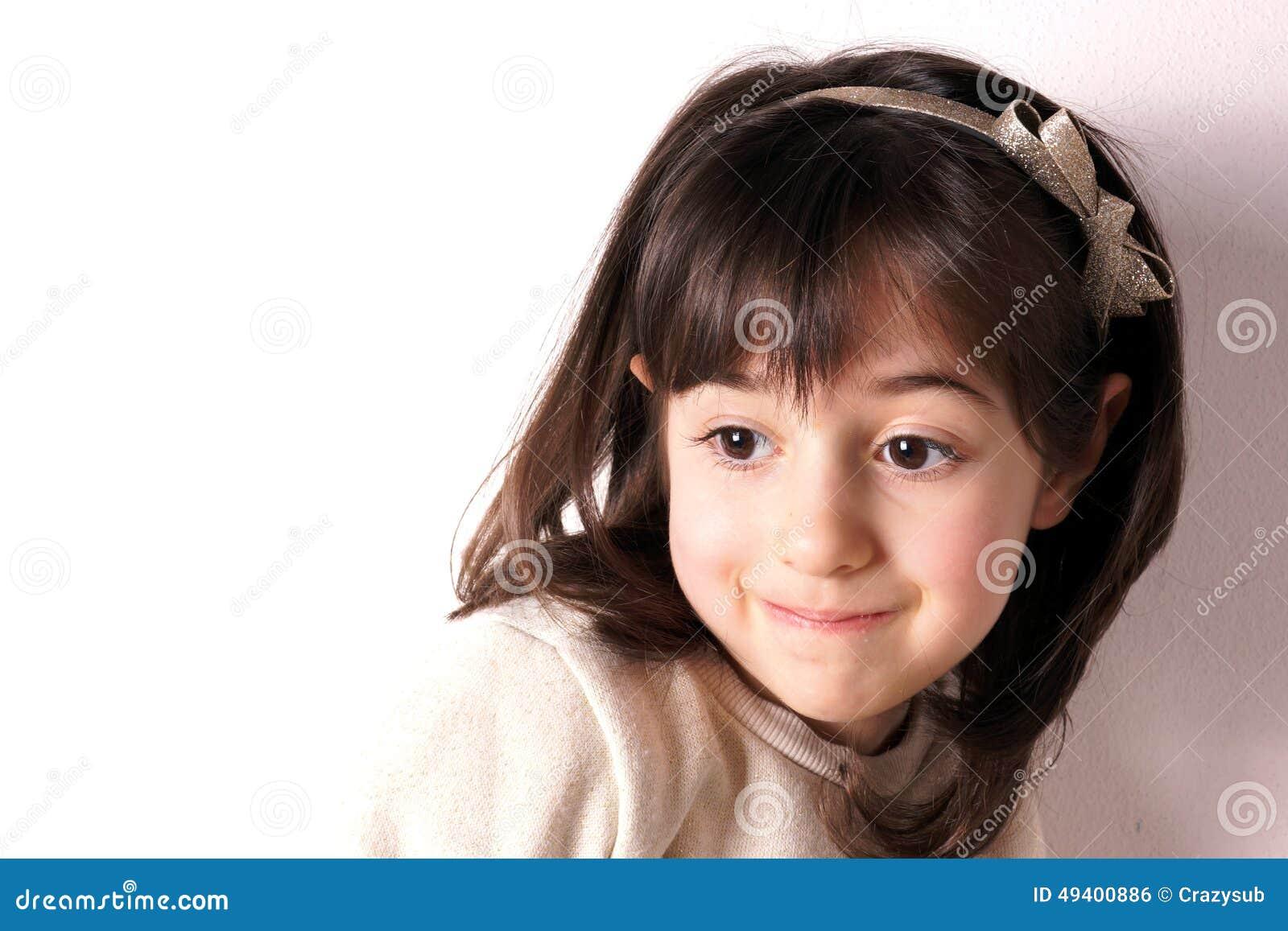 Download Schätzchen girl stockfoto. Bild von menschlich, haar - 49400886