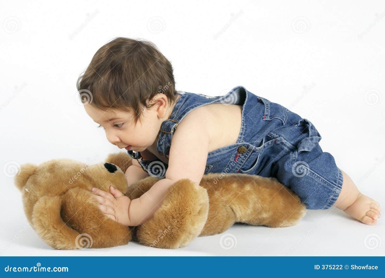 Schätzchen und Bär