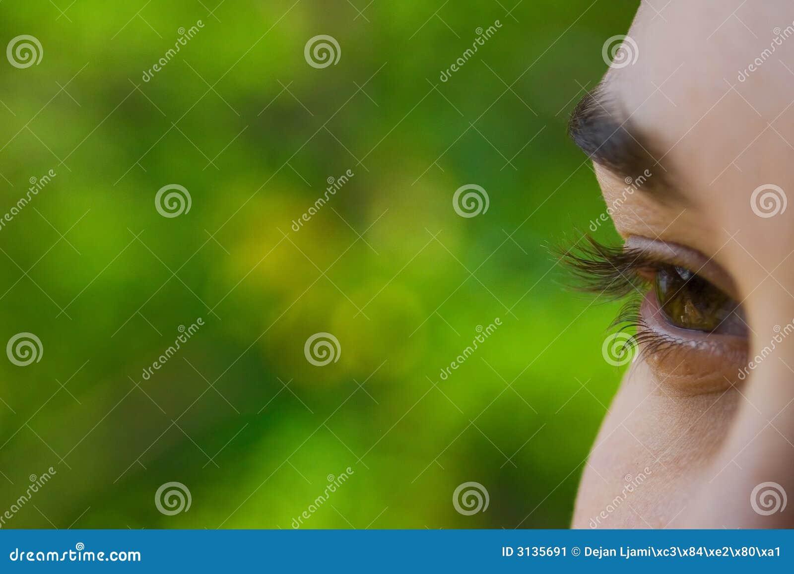Schön Auge